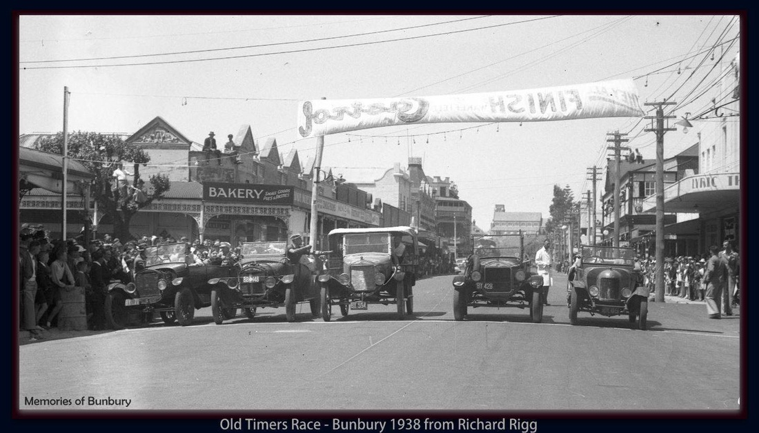 Bunbury Around The Houses Speedwayandroadracehistory